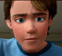 This is a very accurate representation of what John looked like (only less worried) when I knew him as Robin Goodfellow.