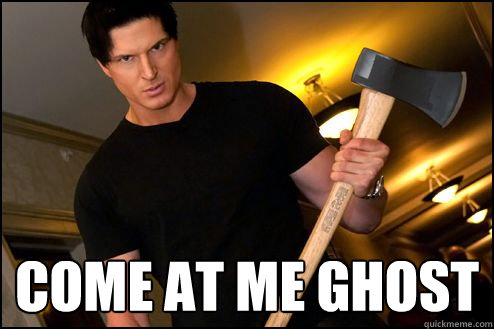 Marcellus and Horatio could have just told Zak Bagans about the ghost and avoided all the drama, but retained much of the entertainment.