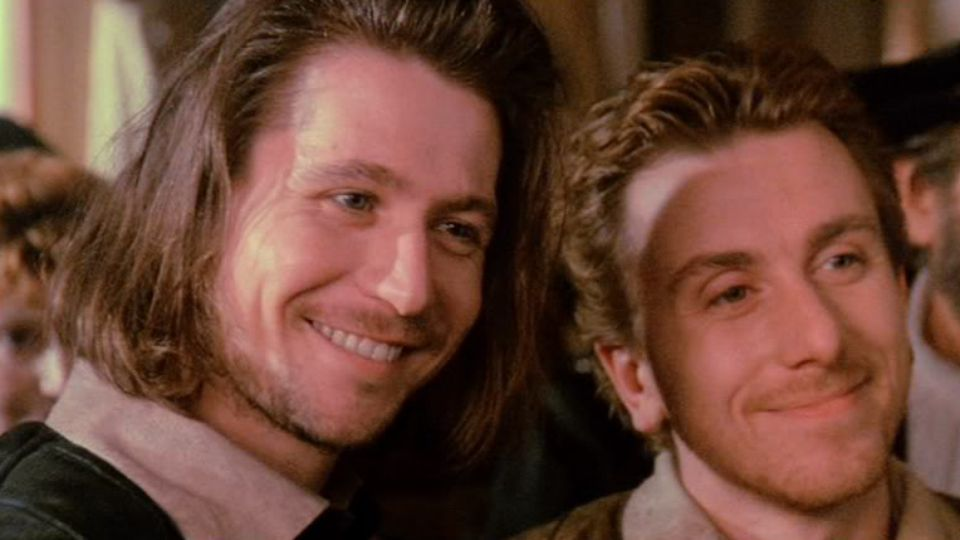 Gary Oldman and Tim Roth at their absolute funniest, I promise you.