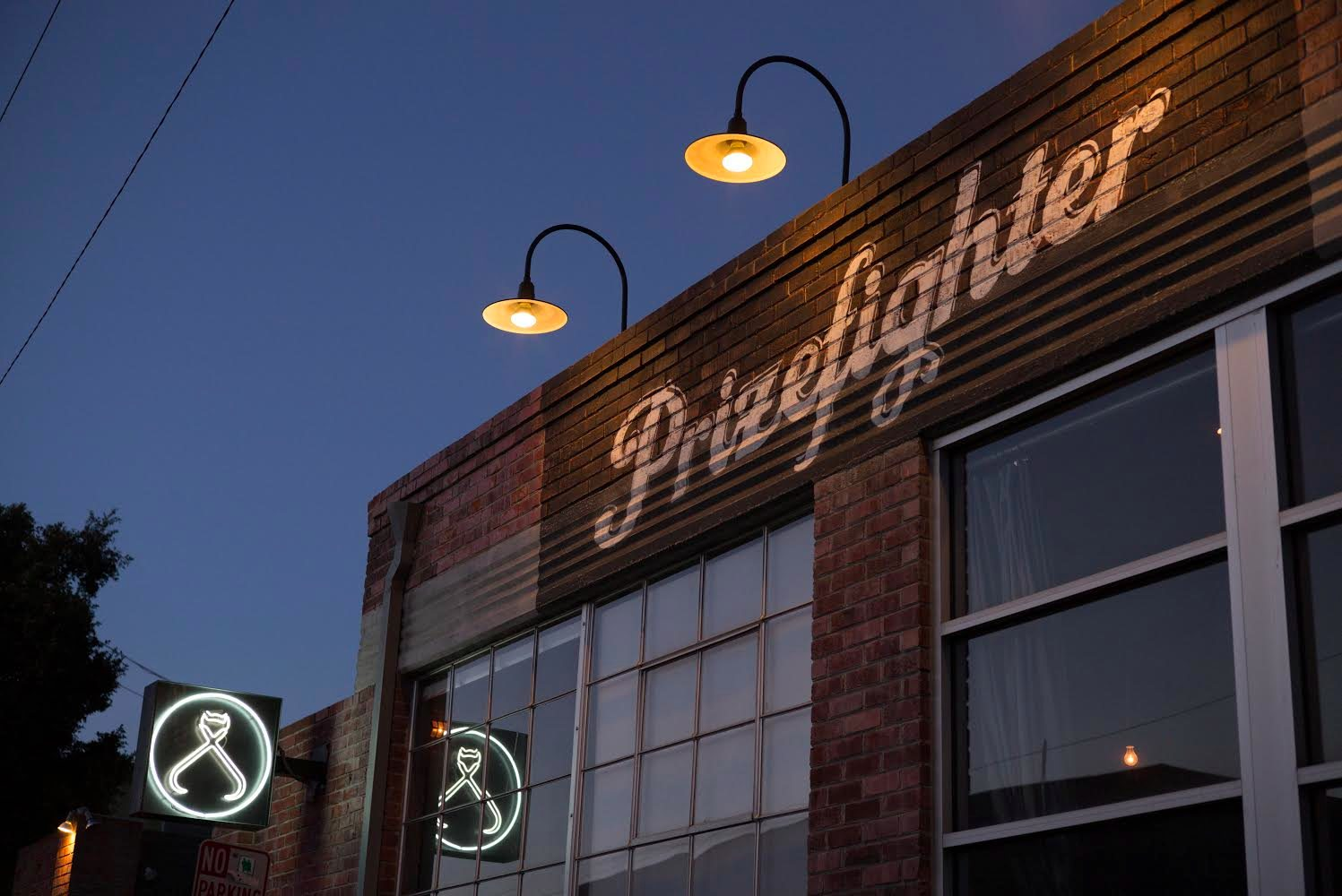 Prizefighter Bar, Emeryville