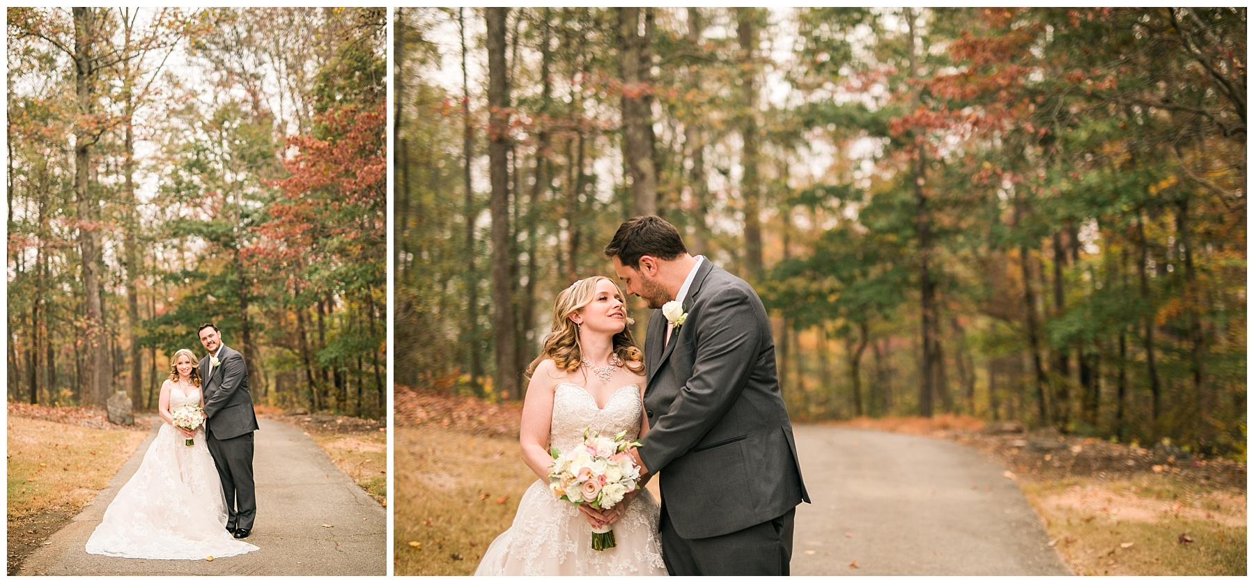 nothing more beautiful for a wedding than Fall in Georgia! Especially in north georgia!