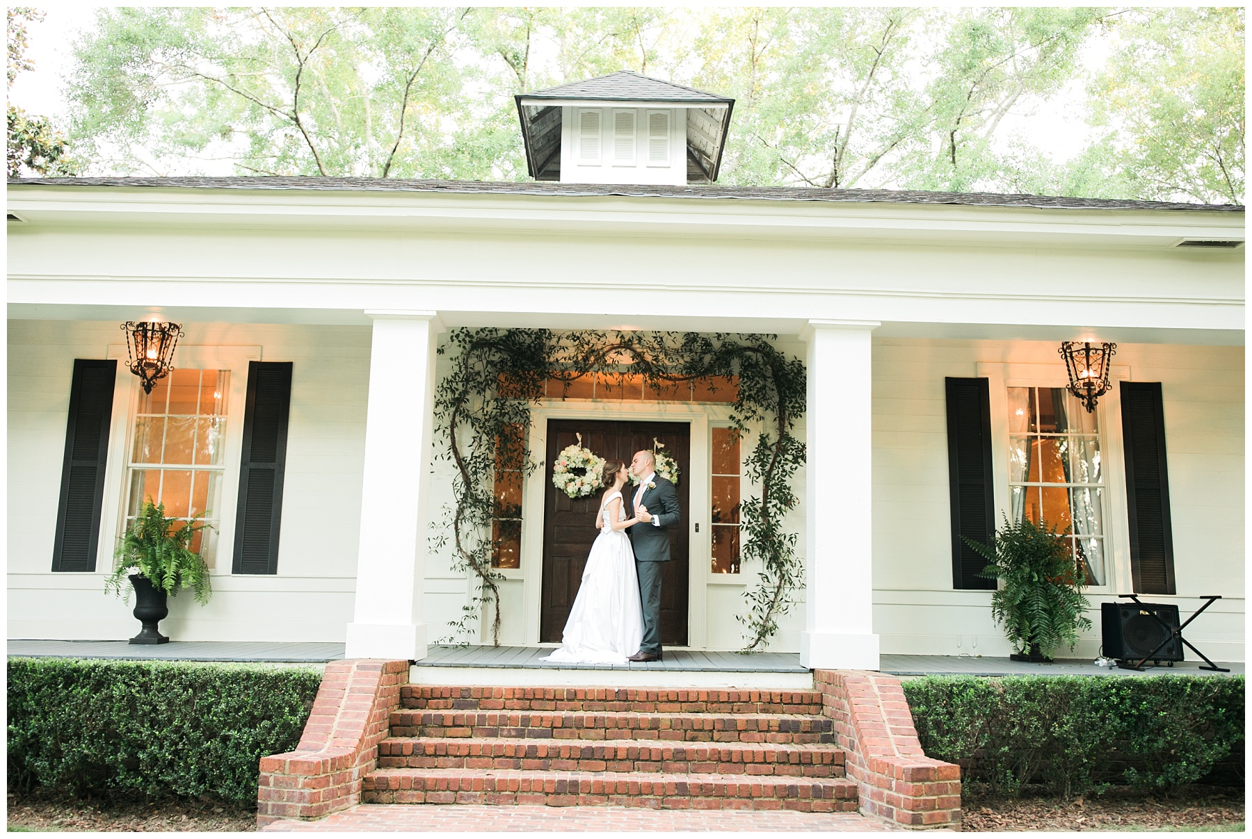 southern charming venue ivy couple dance portraits