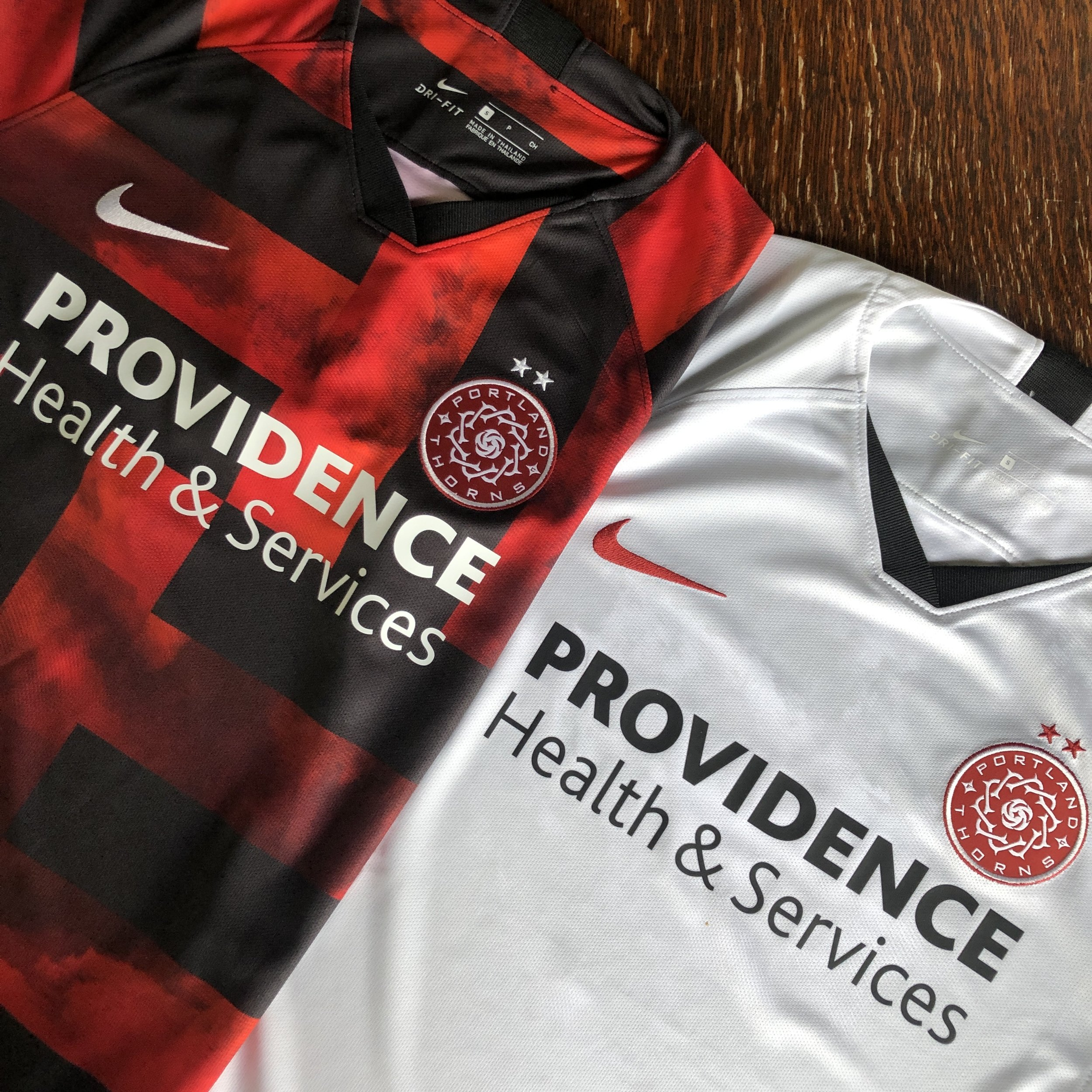 Thorns jerseys.JPG