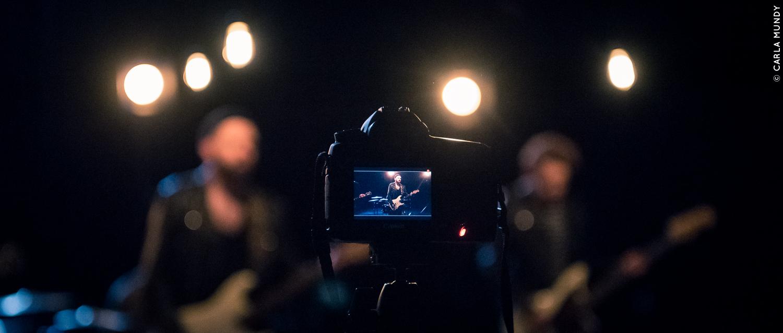 LOWER THAN ATLANTIS 'GET OVER IT' MUSIC VIDEO BTS