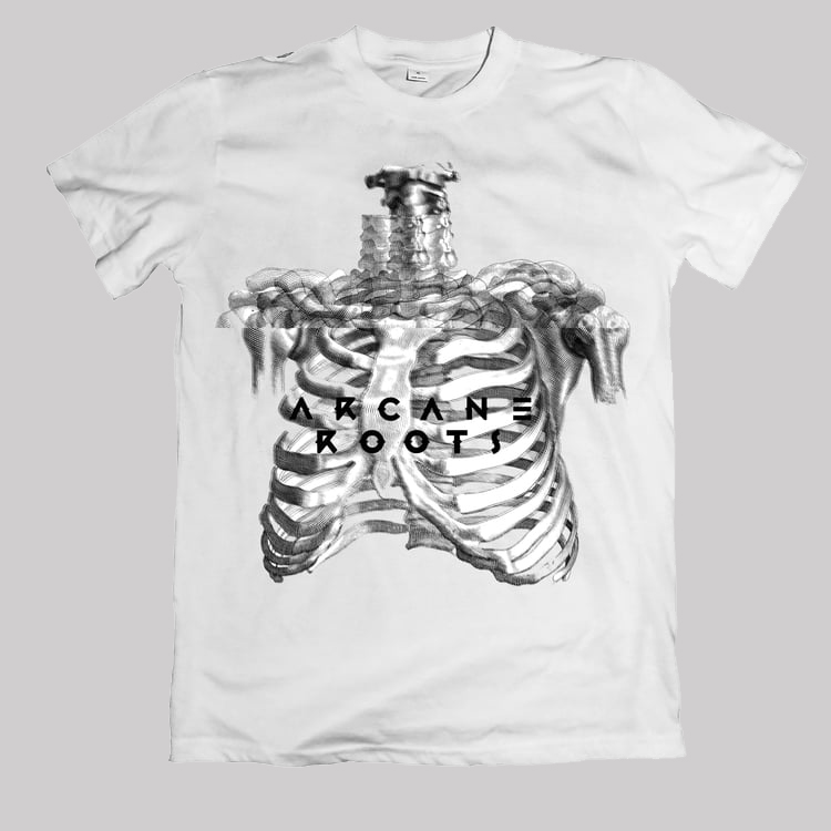 ARCANE ROOTS 'LUNGS' T-SHIRT