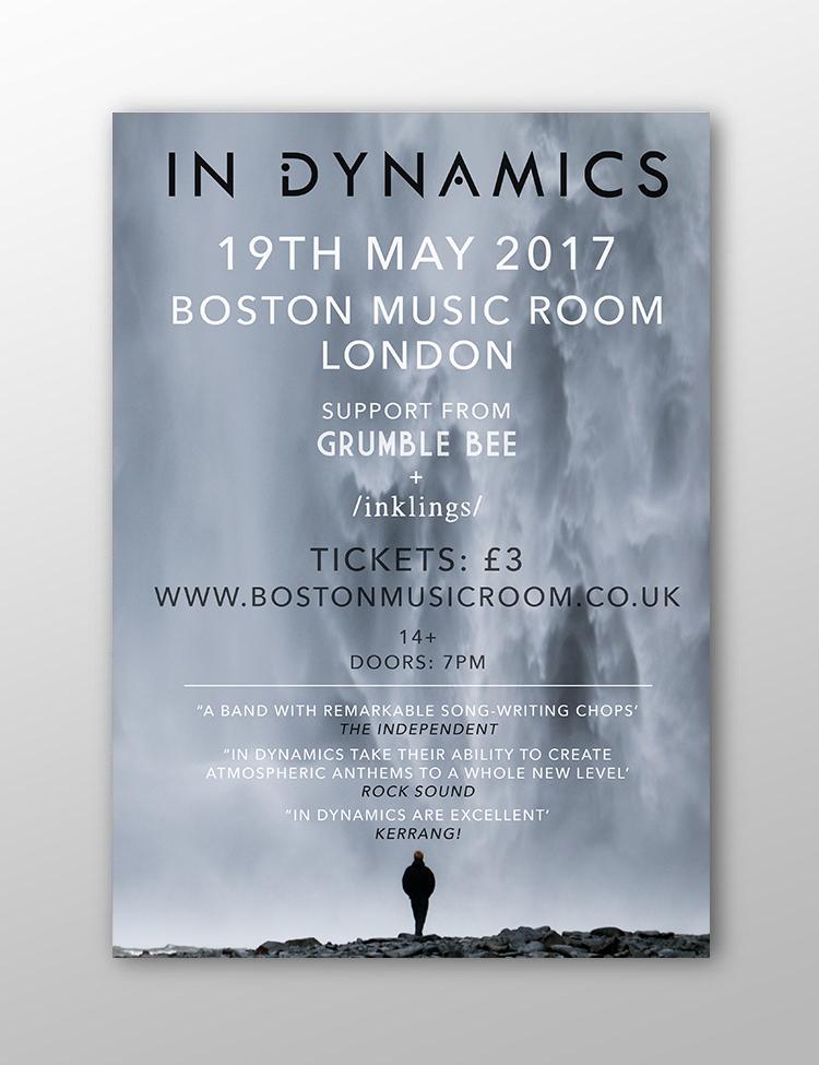 INDYNAMICS BOSTON MUSIC ROOMS 2017
