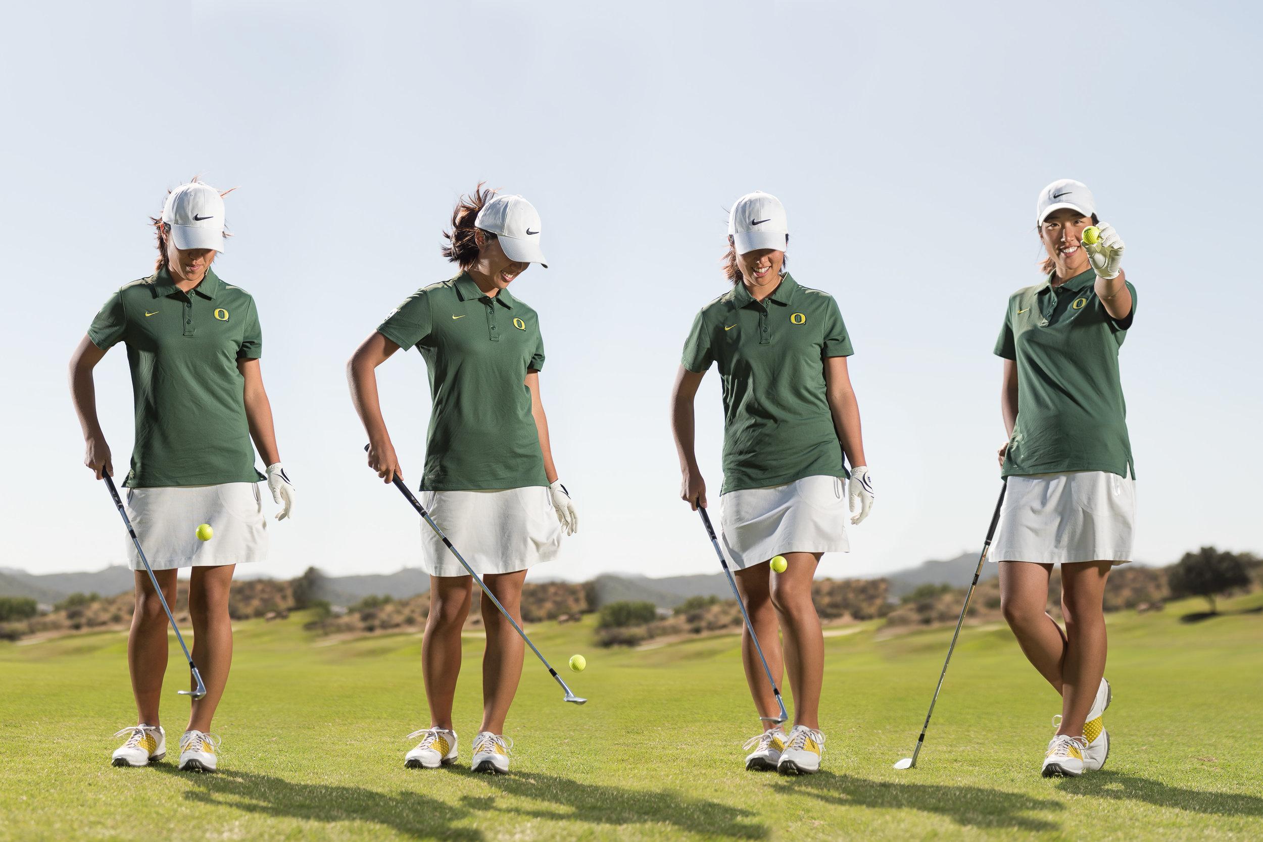 Hanule Sky Seo | Professional Golfer