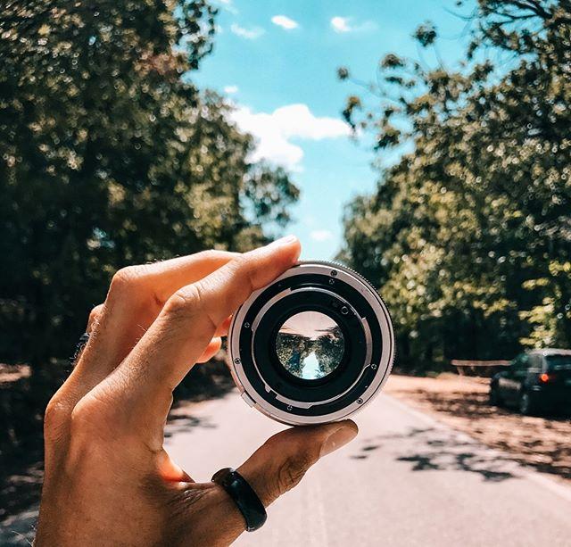 S A T U R D A Y S are for road trips and testing new gear. 📷☀️ #contentcreation #brand #brandphotography #photoshoot #georgia #weekend #love