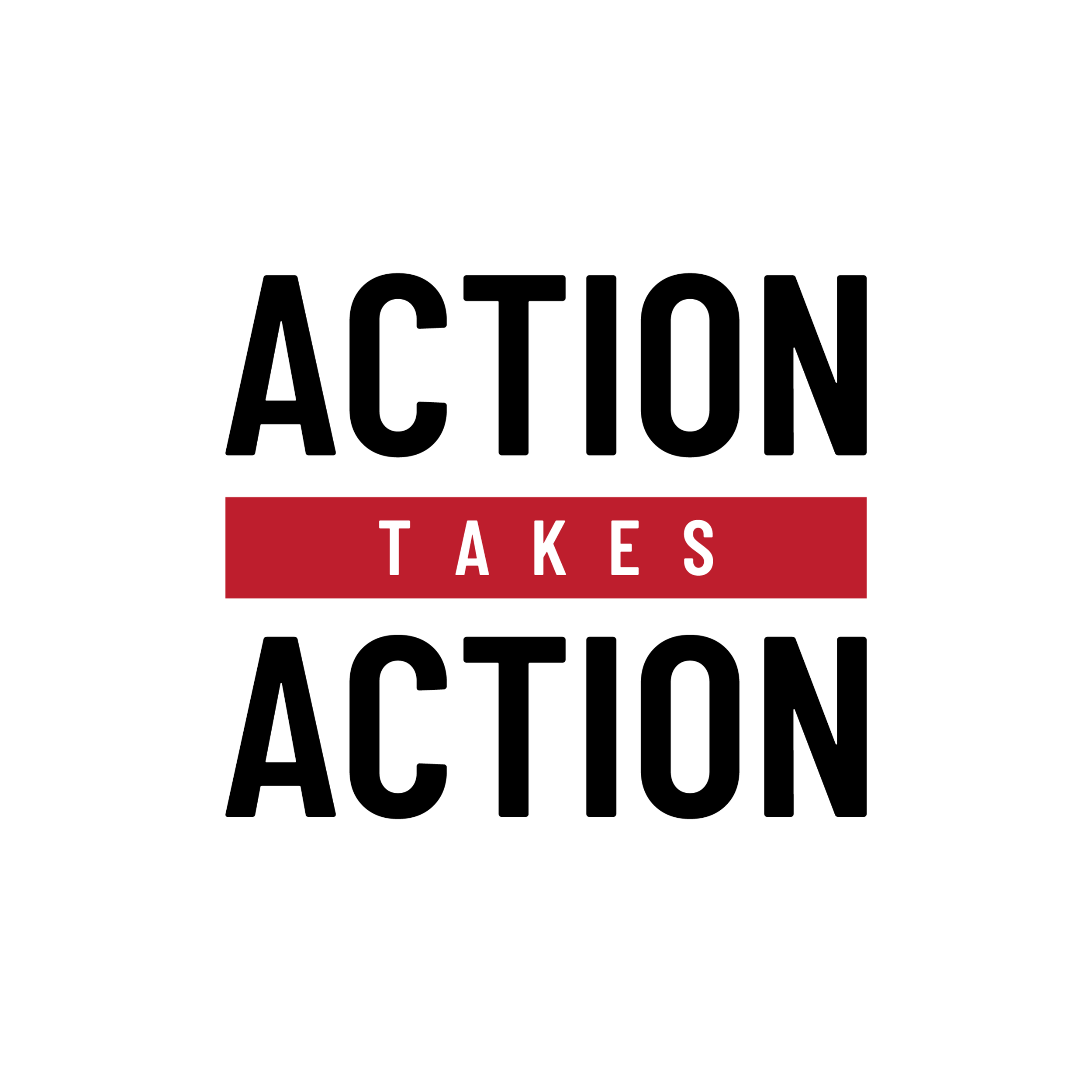 Action Takes Action Logo Design.png