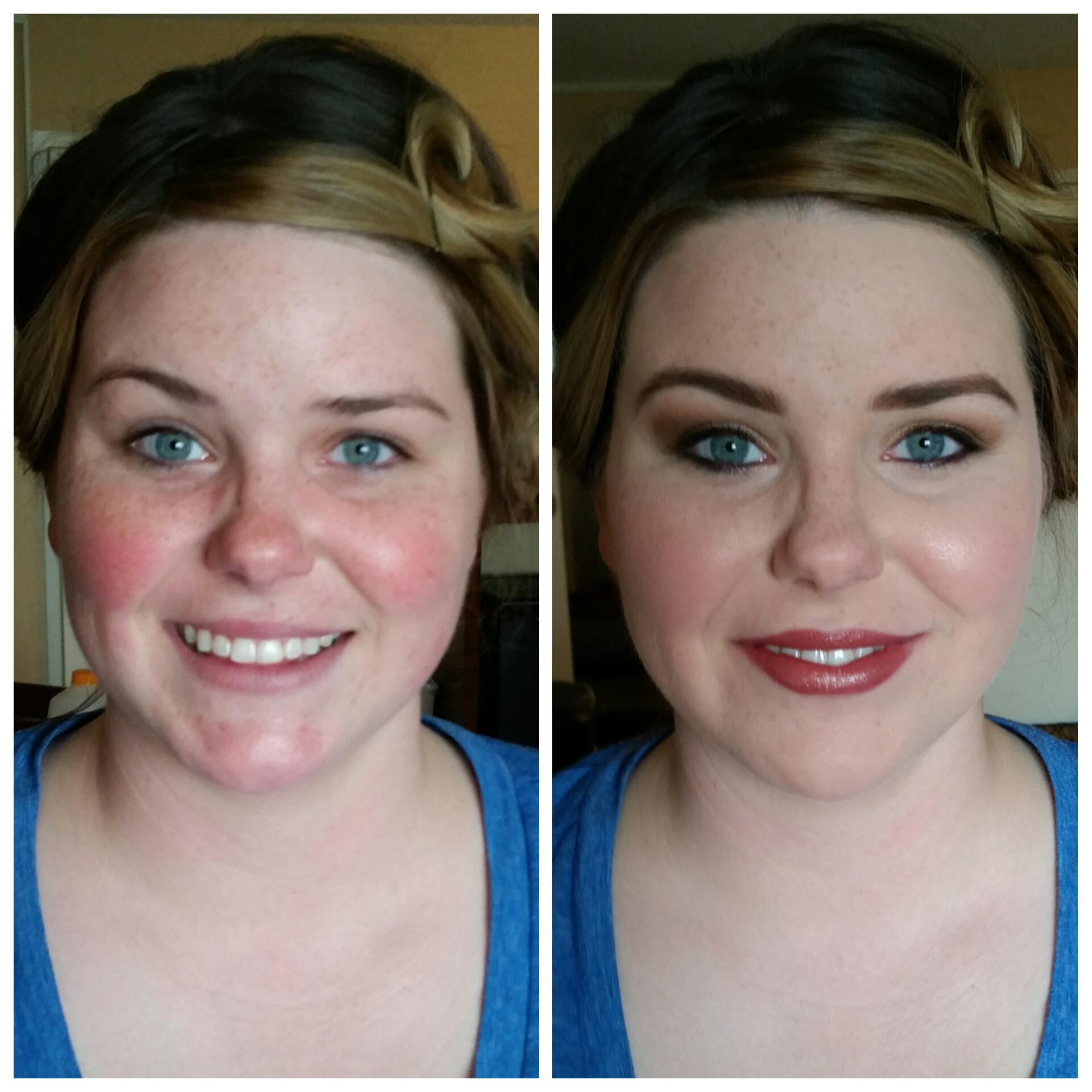 Eye Popping Bridesmaid Makeup Bloomington.jpg