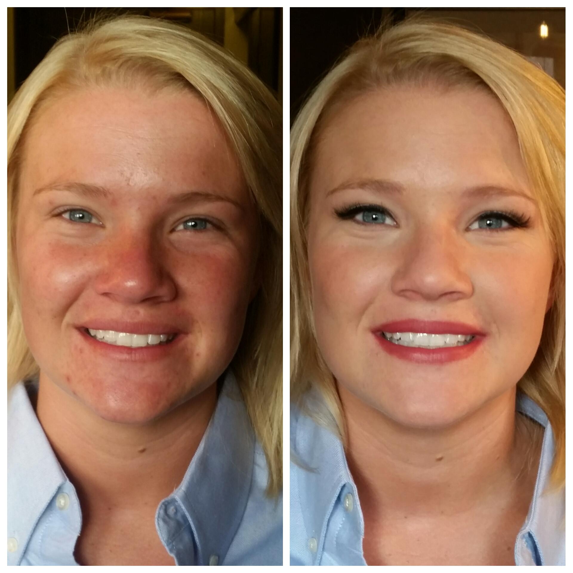 Glowing Makeup Artist St Paul.jpg