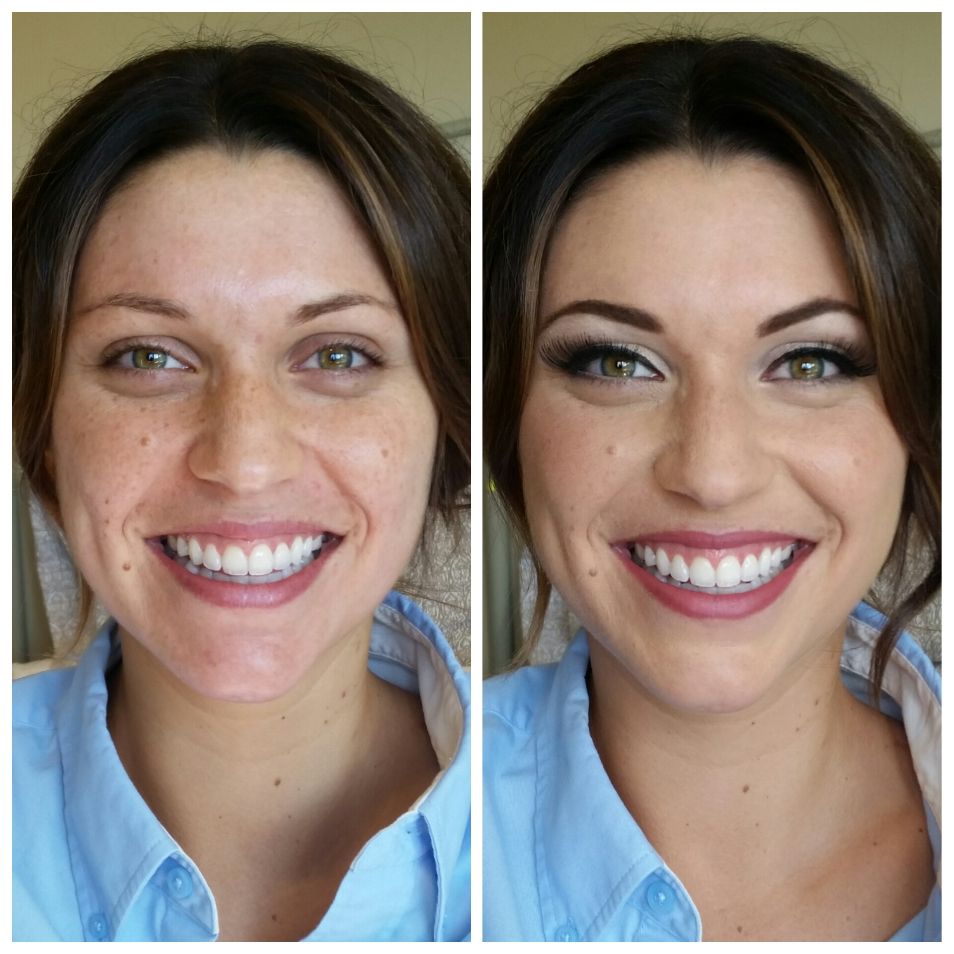 Ultra Sophisticated Makeup Application with Winged Liner by Makeup Artist.jpg