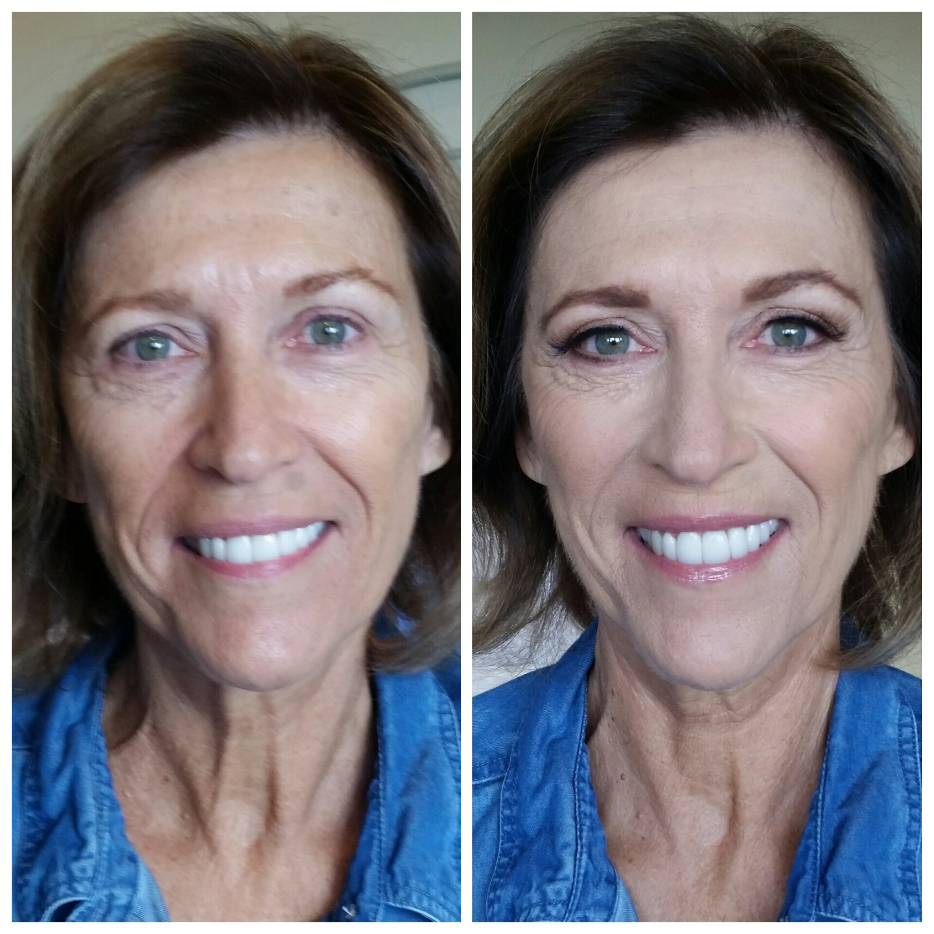 Classic Mother of the Bride Makeup with Airbrush and Lashes Makeup Artist Stillwater.jpg