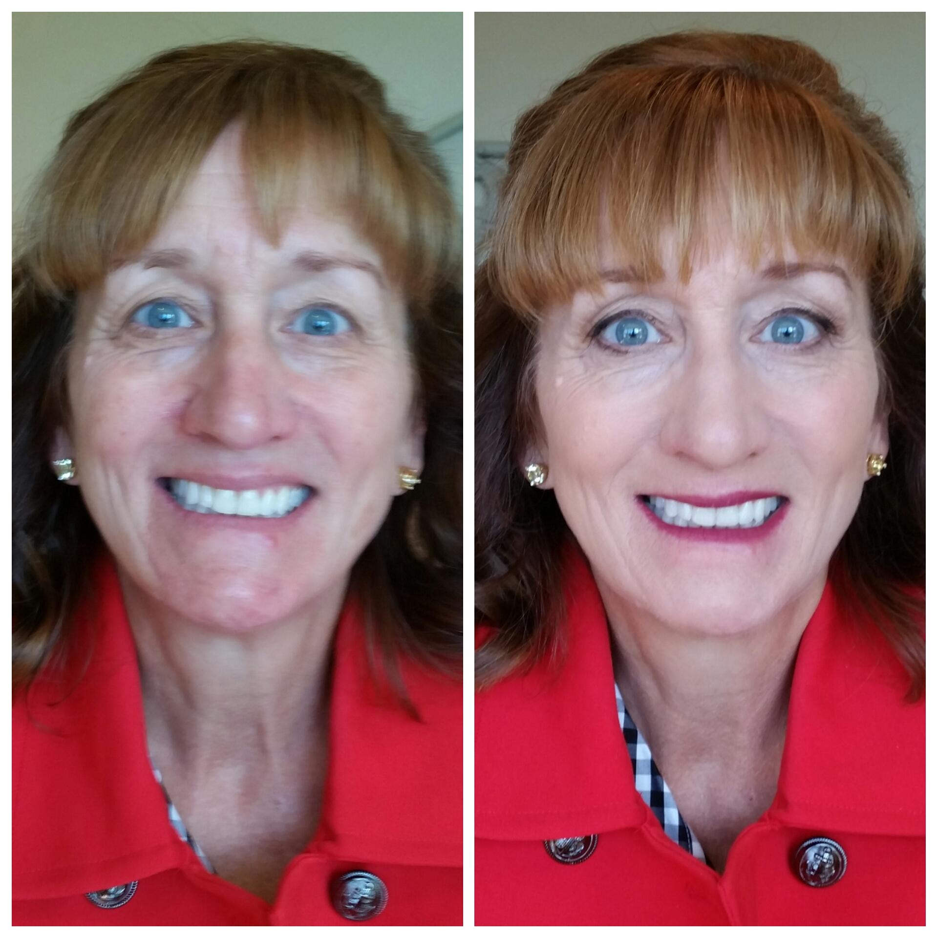 Eye Brightening Mature Makeup with Airbrush Makeup Artist Stillwater.jpg