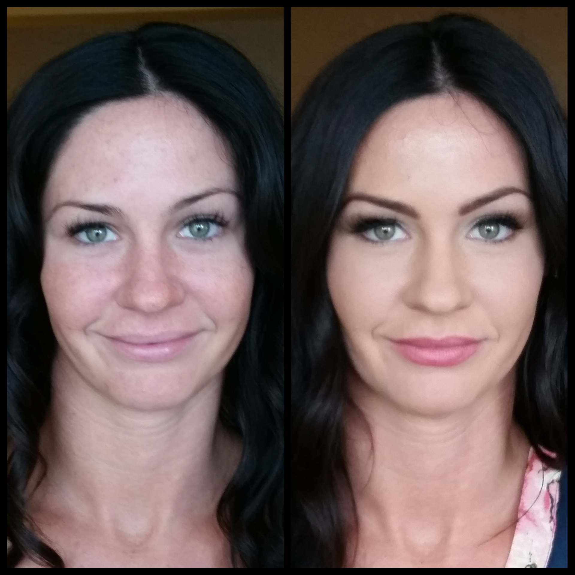 Striking Makeup Application with Airbrush and Mink Lashes Luminous Beauty Makeup Artist St Paul Minnesota.png