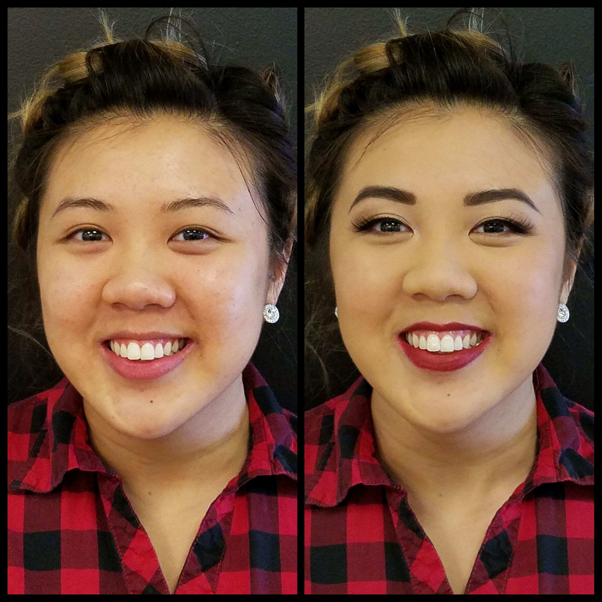 Retro Prom Makeup with Lashes Luminous Beauty Makeup Artist Richfield MN.png
