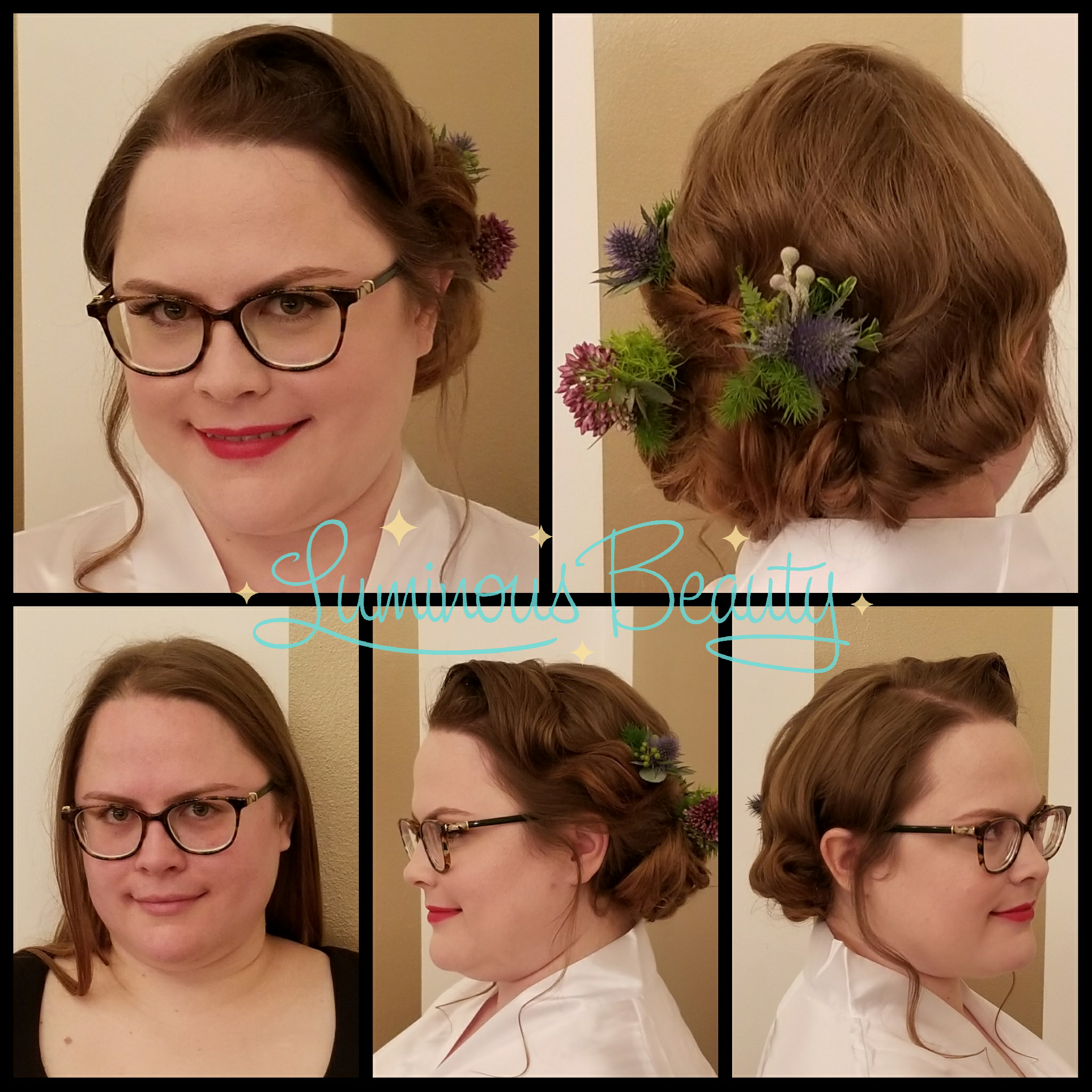 Retro Chic Bride with Structured Down-Do, Airbrush & False Lashes. Luminous Beauty Hair & Makeup.png