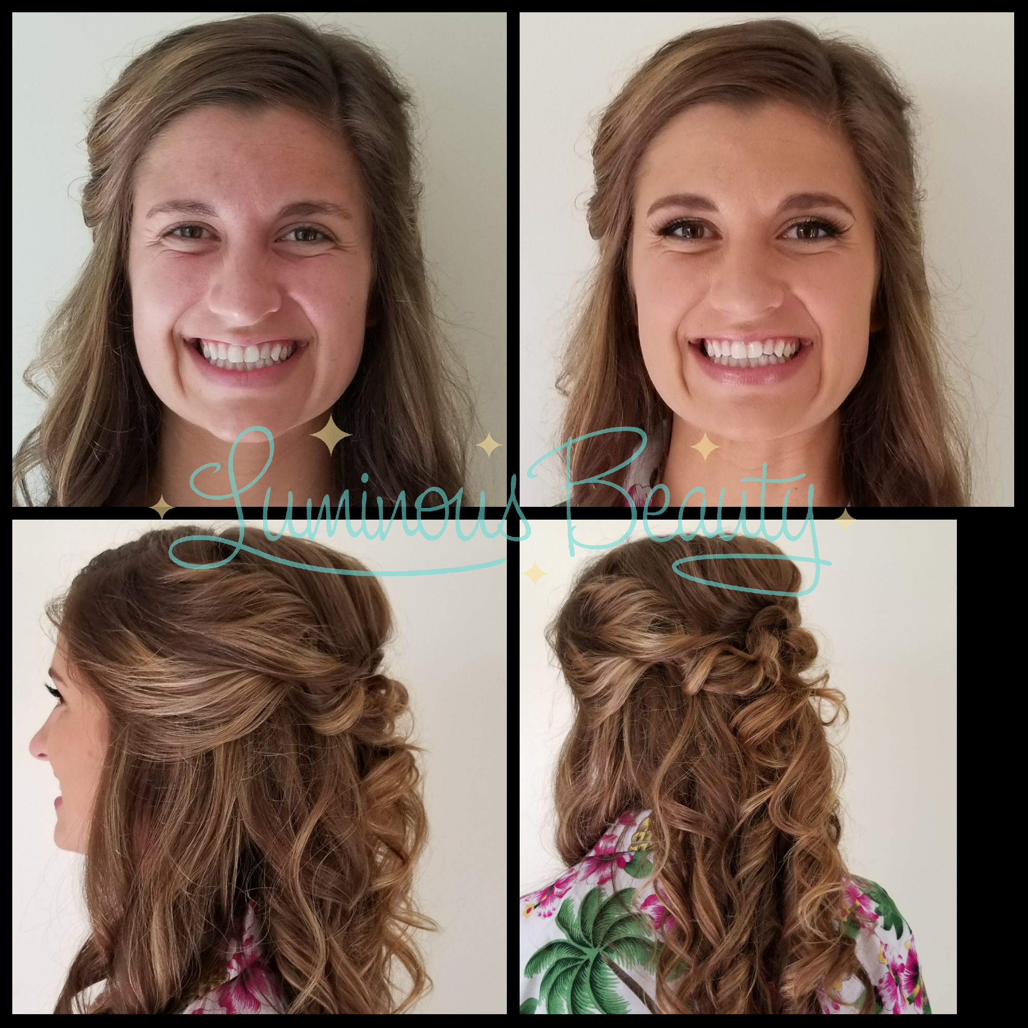 Bridal Hair and Airbrush Makeup with Mink Lashes in Plymouth Luminous Beauty Makeup Artist and Stylist.png