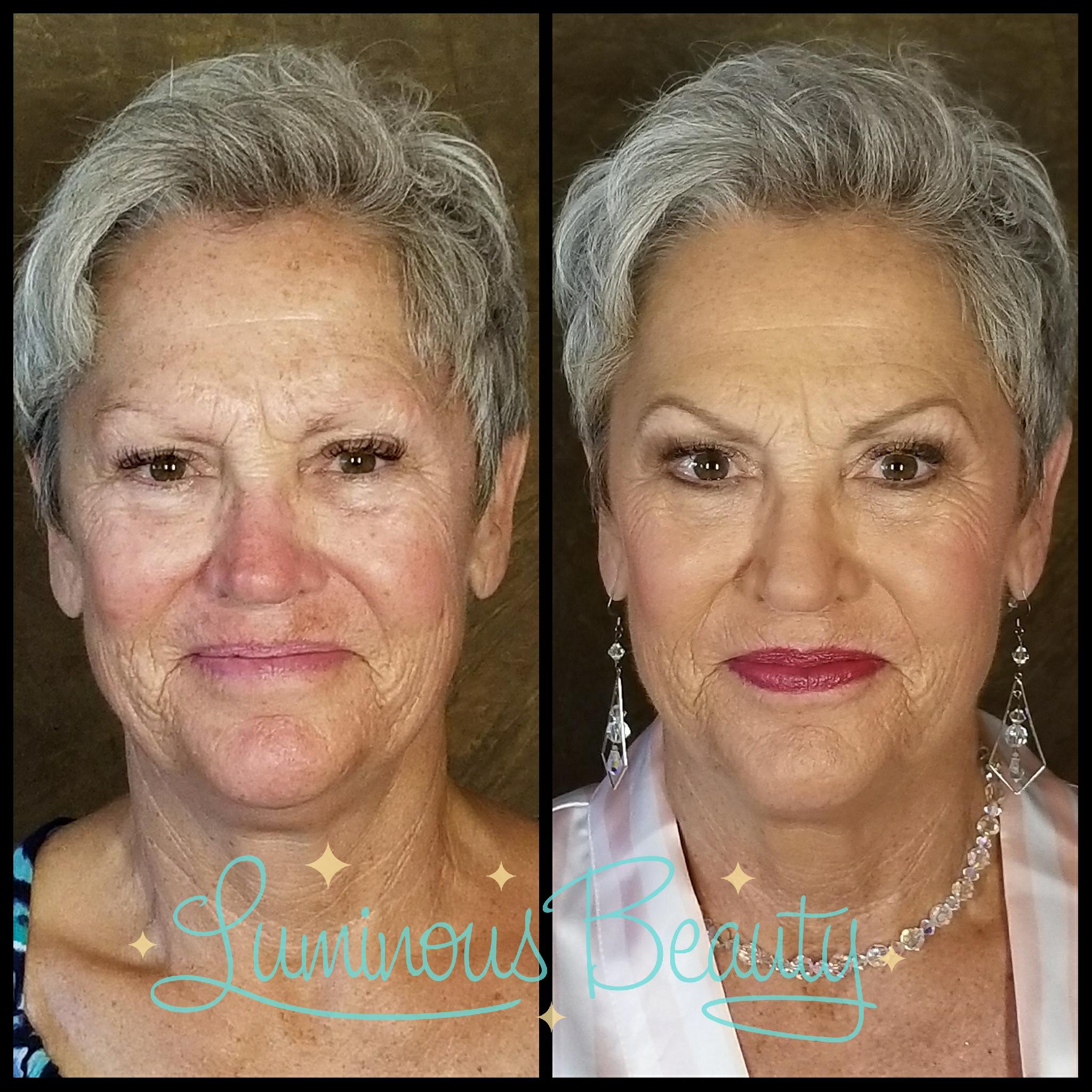 Bold MOG makeup with airbrush.  Luminous Beauty Hair & Makeup.png