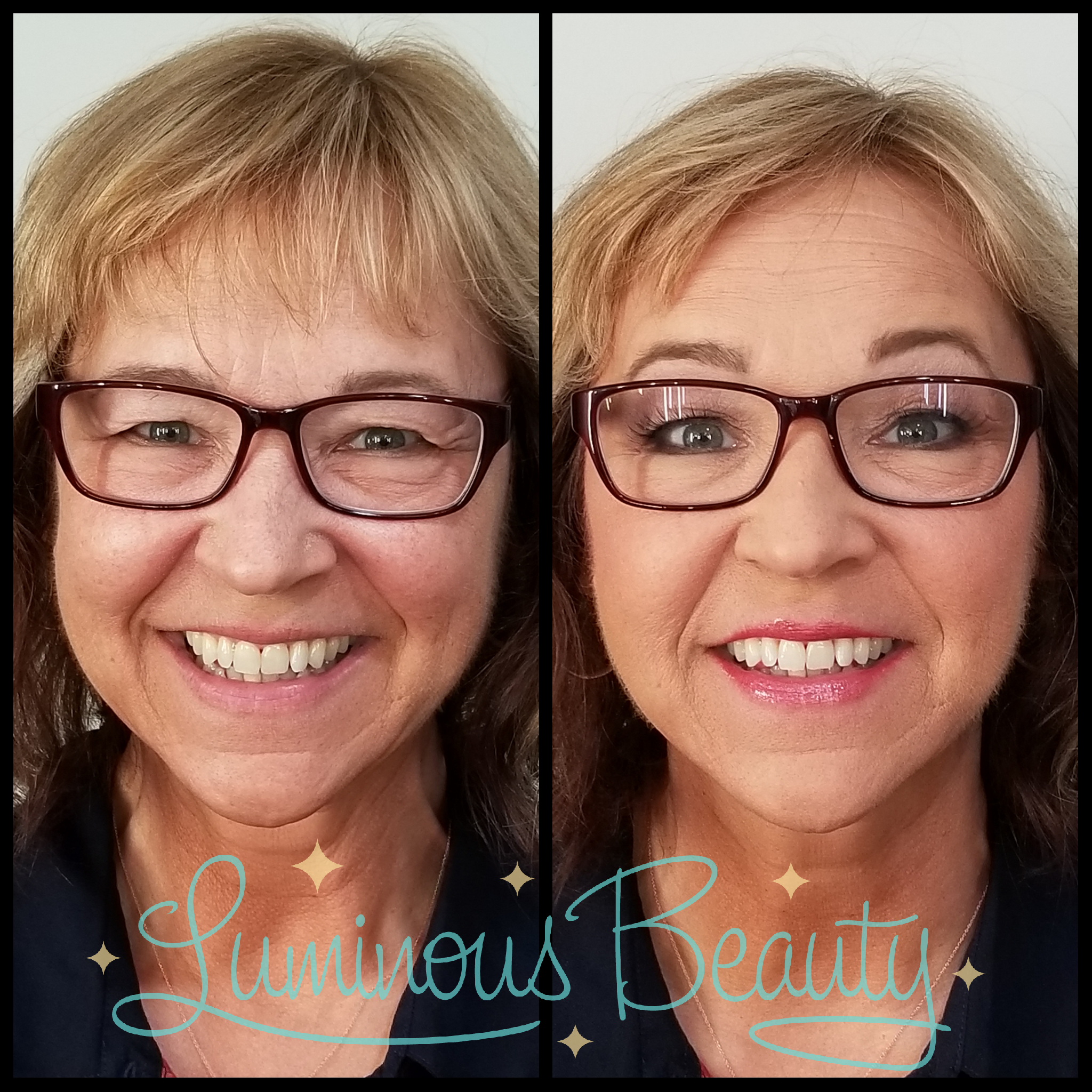 Mother of Groom Makeup. Airbrush Makeup. False Lashes & Bold Lip. Luminous Beauty Makeup Artist..png