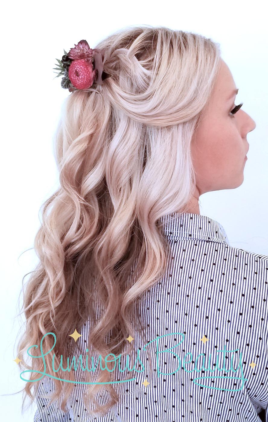 9-22-18 Boho half-updo. Platinum  Bridal Hair. Wedding hair. Bridal Hairstyle. Luminous Beauty Stylist. Minnesota Stylist..png