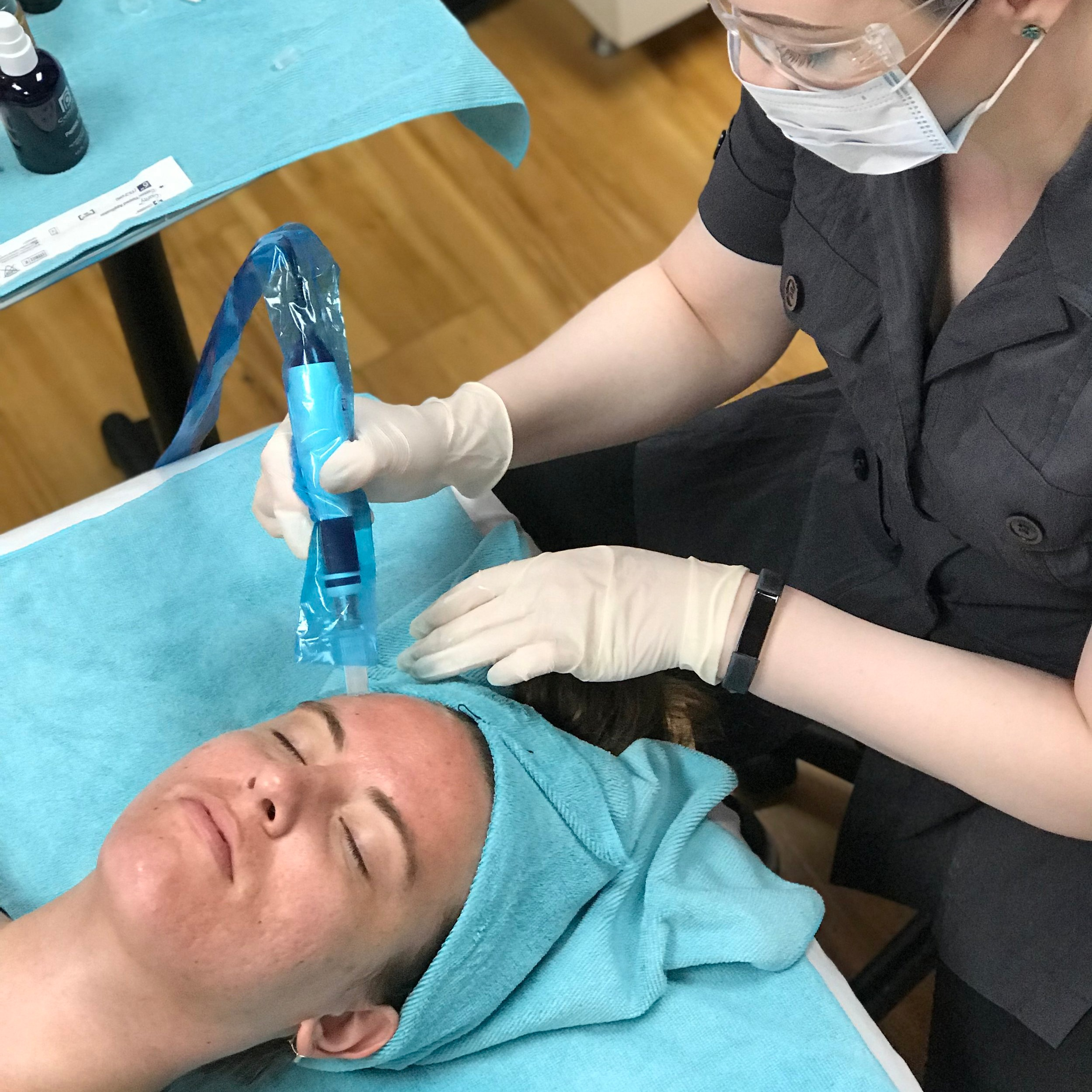 Professional Skin Care Rejuvapen Microneedling Treatment