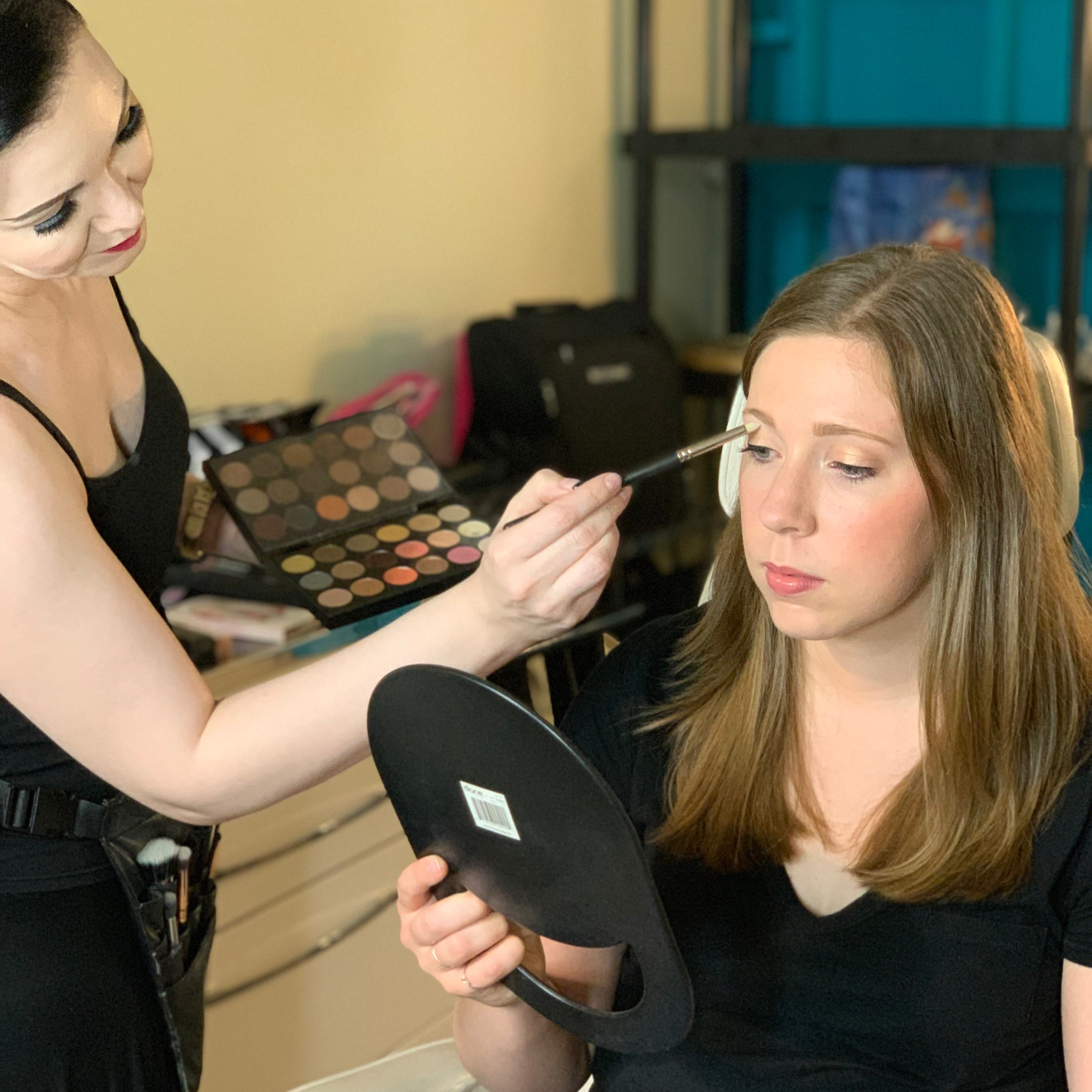 Personalized and Group Makeup Lessons