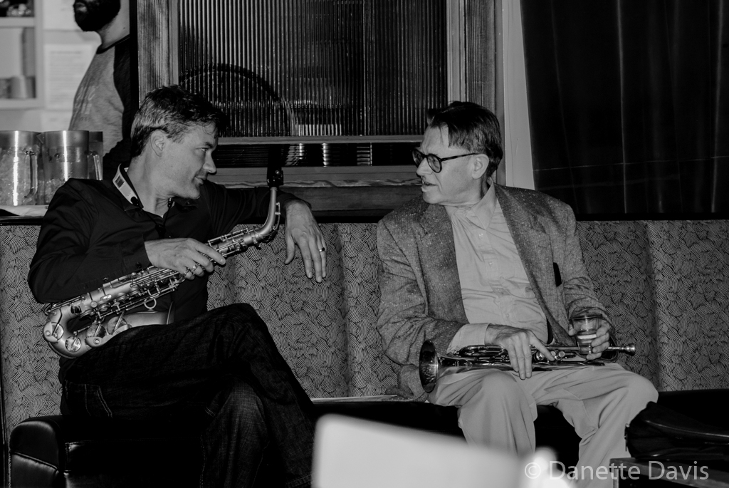Jim DeJoie and Jim Knodle