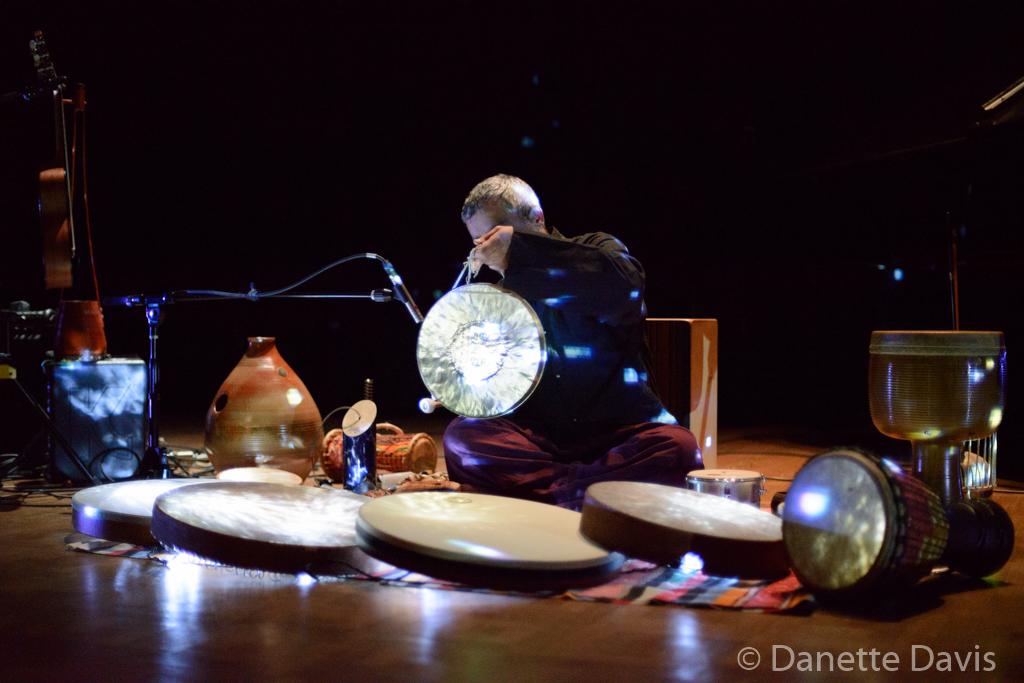 Yesod, Kurdish Drum (Ahmad Yousefbeigi),  2015