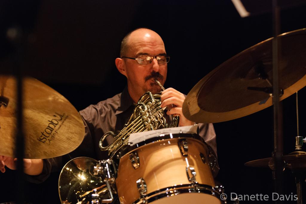 Greg Campbell,  2015