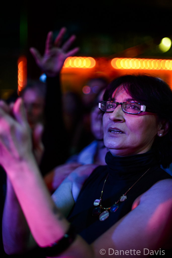Audience, Kultur Shock,  2016 , at Chop Suey