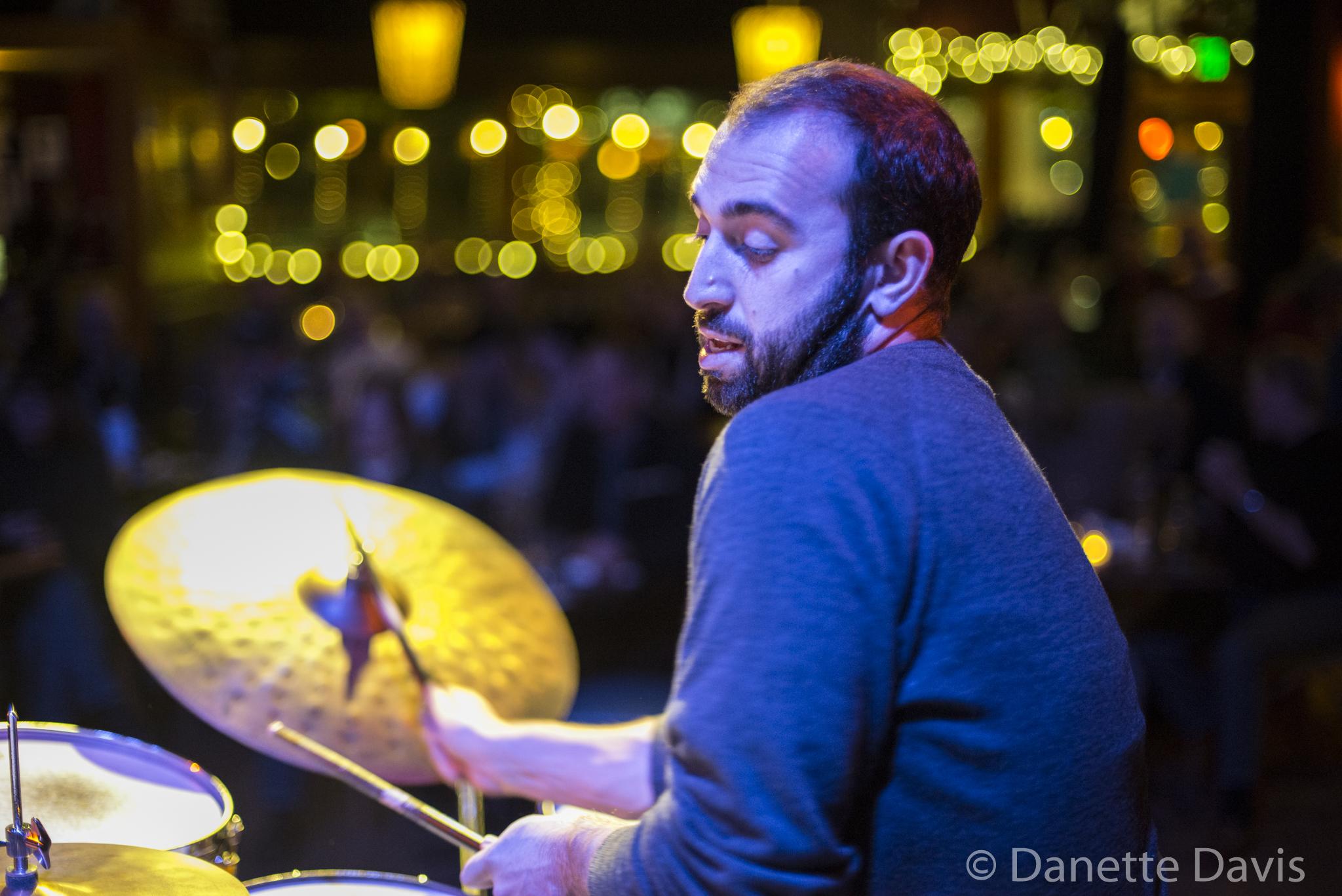 Tarik Abouzied, The Tiptons Sax Quartet,  2016