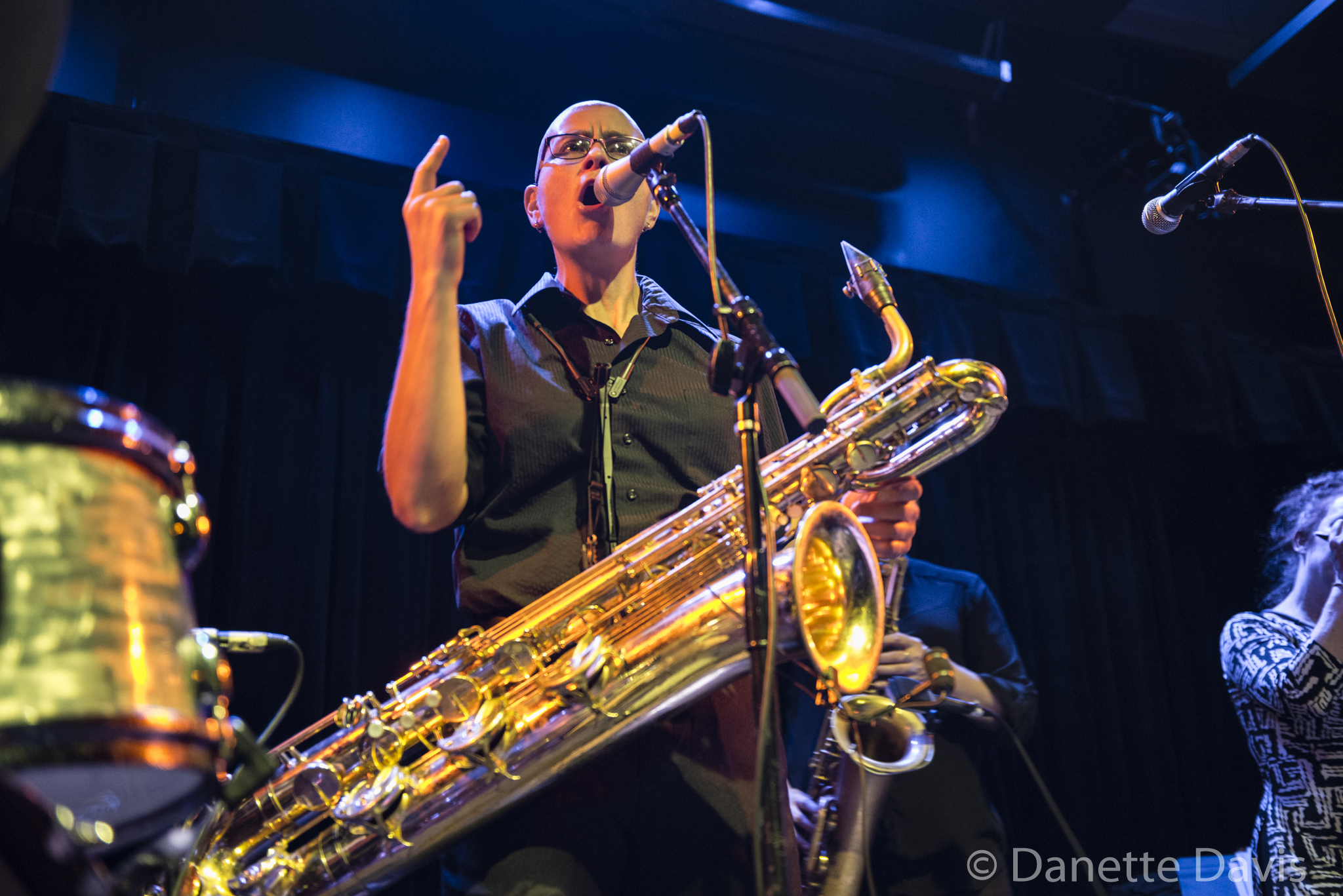 The Tiptons Sax Quartet