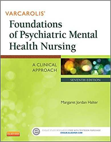 There is a newer edition of this book available, but this is the one I own and it is truly a fantastic resource as an introduction to numerous mental health diagnoses.