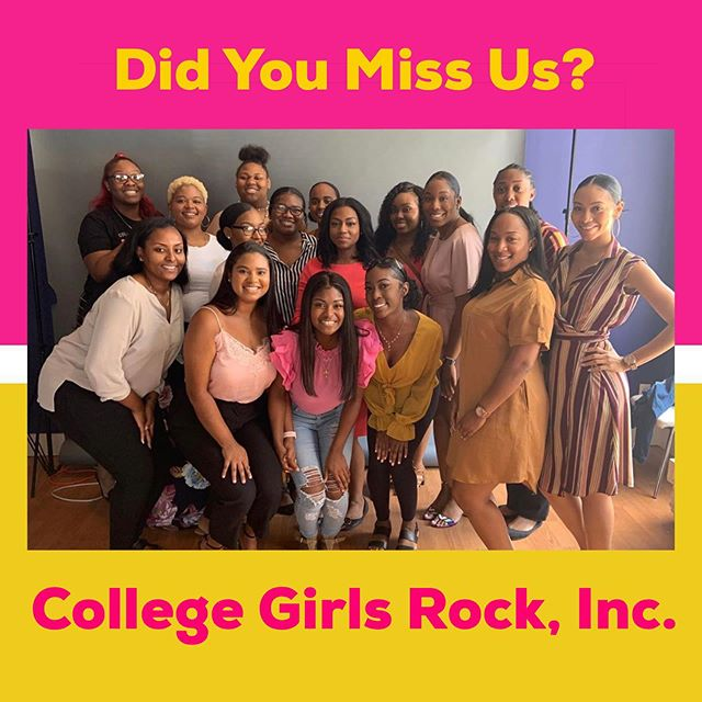 We are more than excited for this semester and upcoming year! Stayed tuned for all events and happenings with CGR! Make sure to follow your University's College Girls Rock Chapter ✨💕 @CGR_UWG @CGR_GSU @CGR_KSU