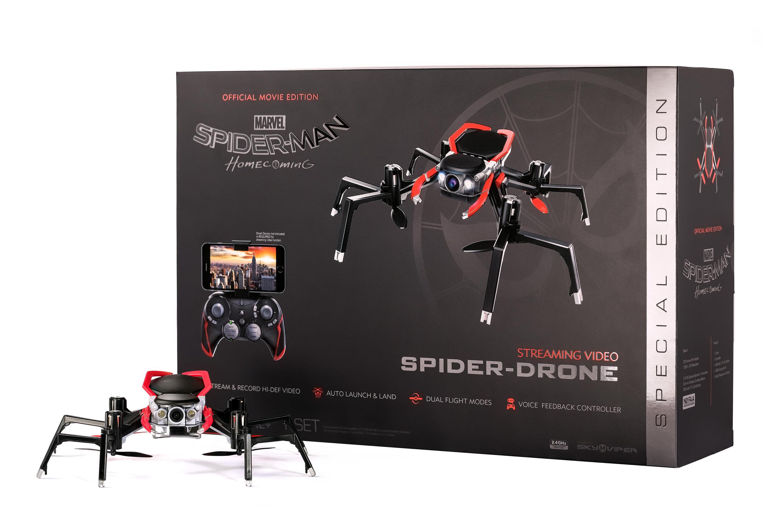 Spider Drone SE - front & box WEB.jpg