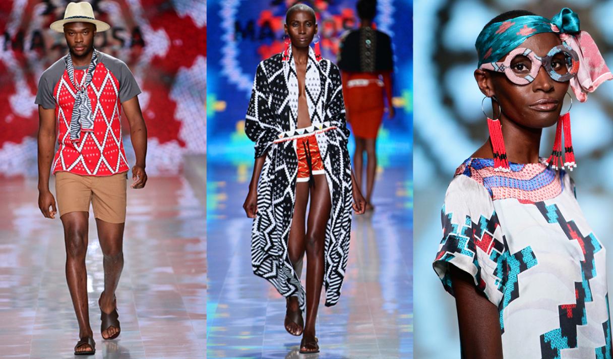 Fashion week isn't something that only happens in NYC, Paris, and Milan. -Mercedez-Benz Fashion Week South Africa