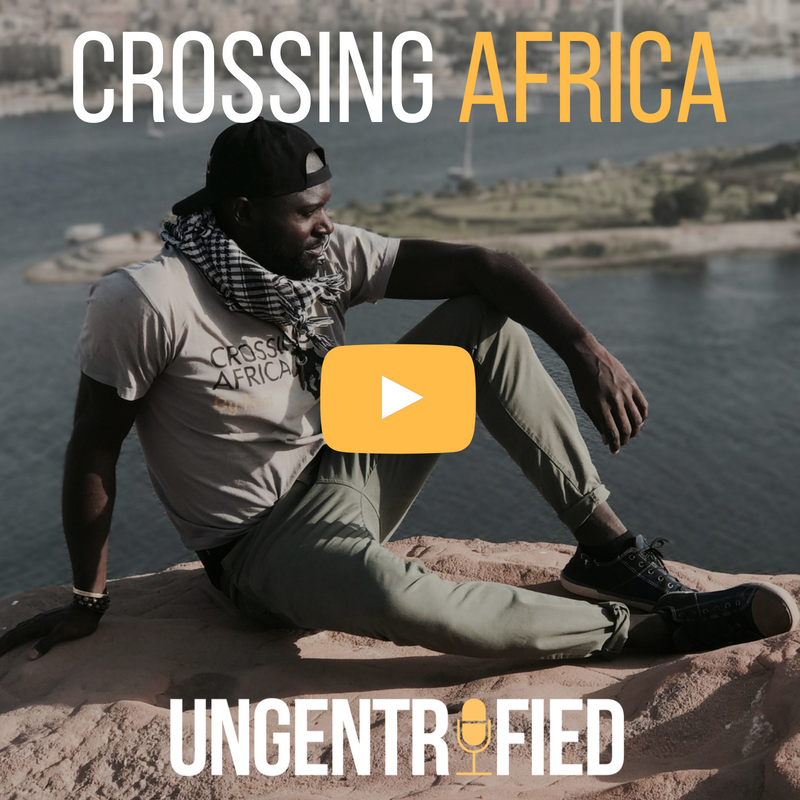 Click to play Mario's interview on  UNGENTRIFIED , the podcast hosted by Black & Abroad Co-founder Kent Johnson.