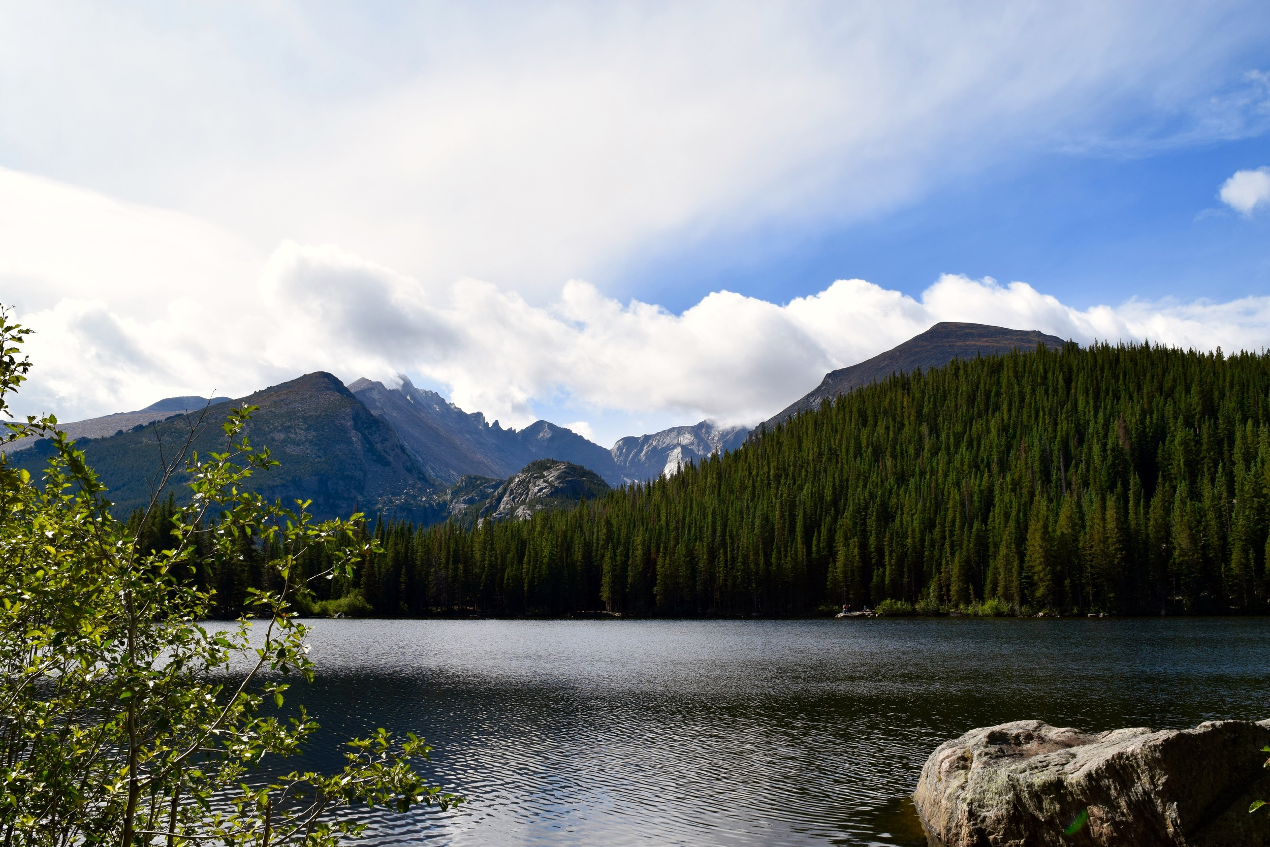 Gorgeous views at Bear Lake