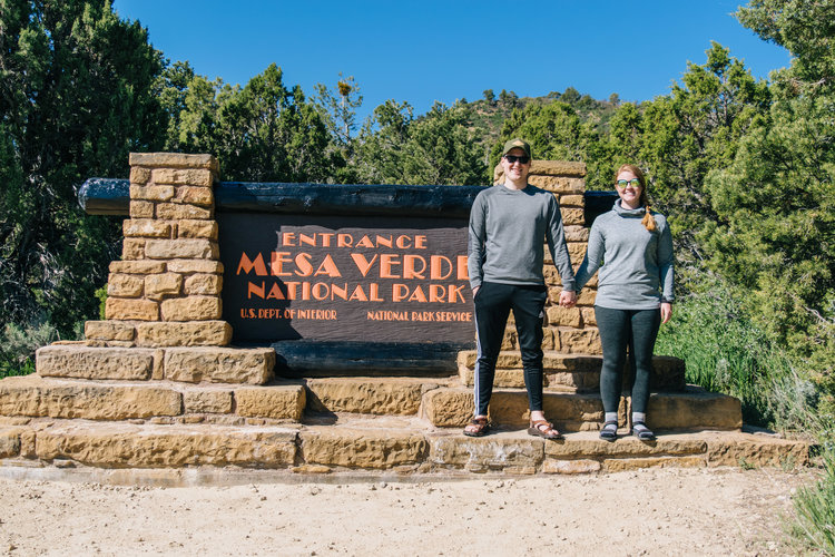 Logan's wearing his Mountain Standard pullover here, too!