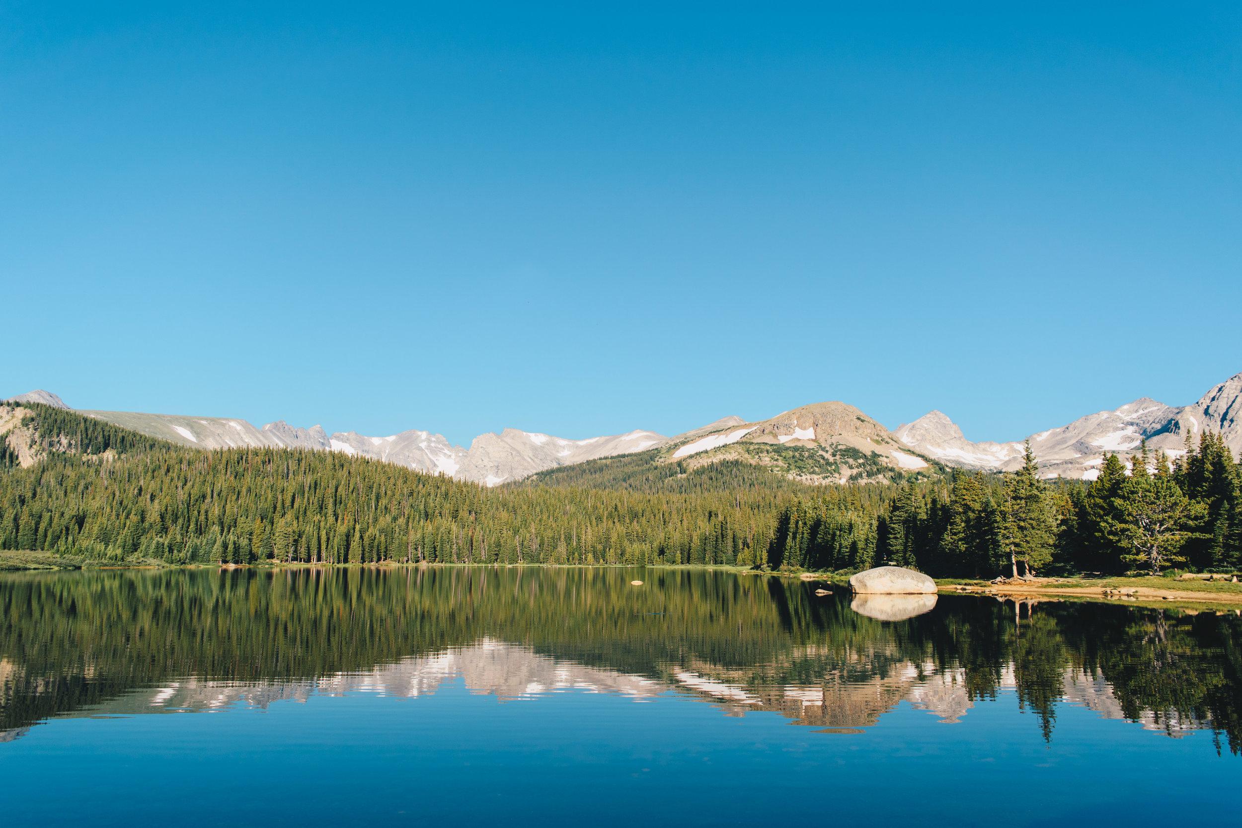 Braindard Lake