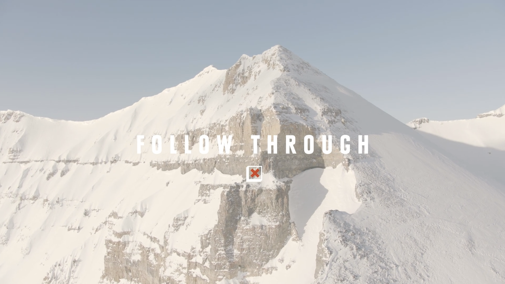 "Image taken from ""Follow Through"" on  vimeo ."