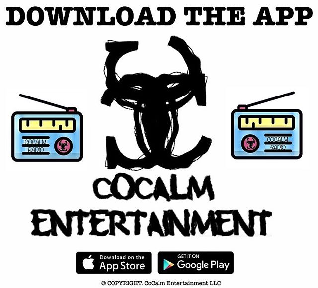 I'd like to introduced you all to one of my proudest projects. Welcome COCALM RADIO! Download/Update the app and tune in for free! Smooth vibes 24/7 hosted by yours truly #CoCalm #mcdavidj #cocalmradio #teamworkmakedreamwork @cocalment @hardikjoshi8689