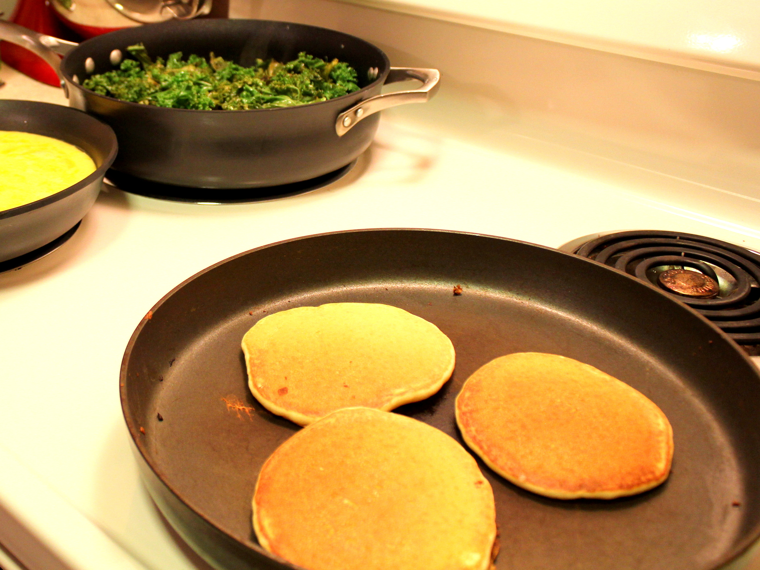 Pancake goodness <3
