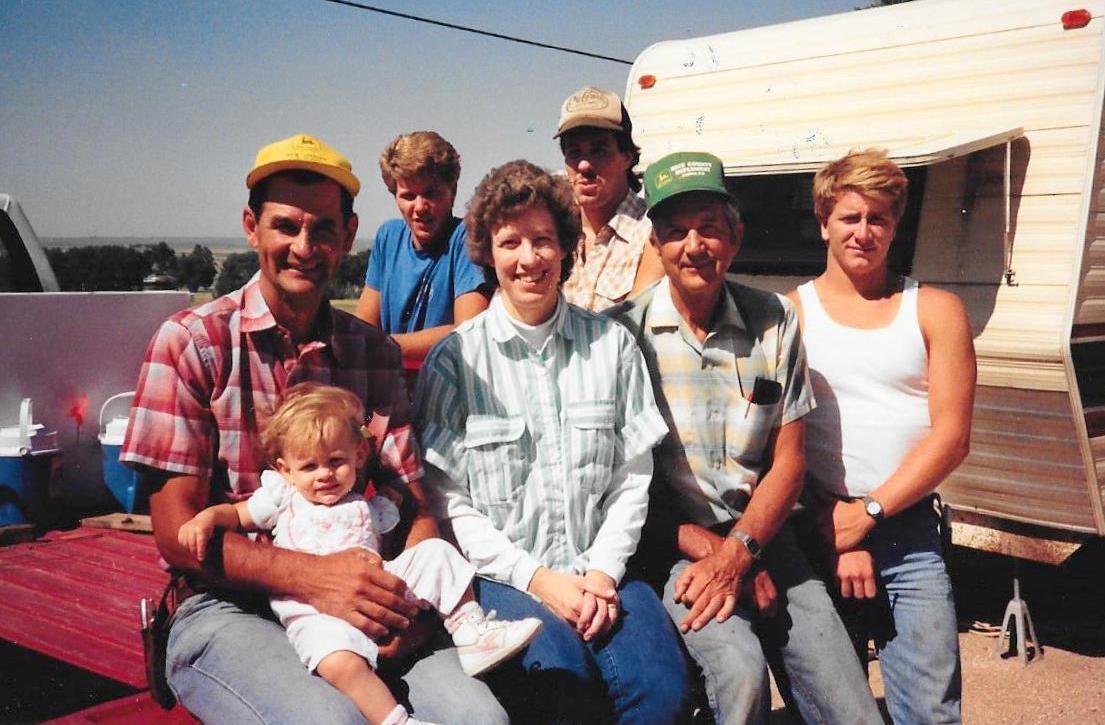 Custom Harvest Crew, 1988