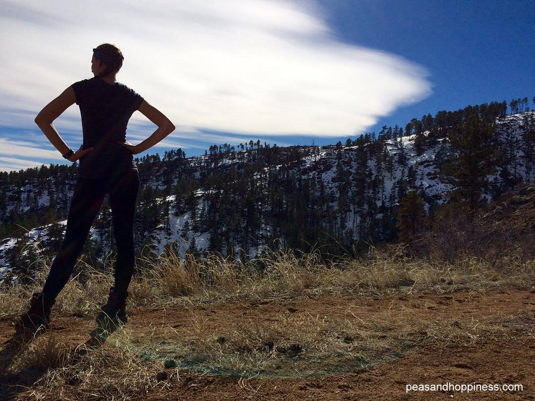 Nothing helps you get to know yourself like a solo winter hike