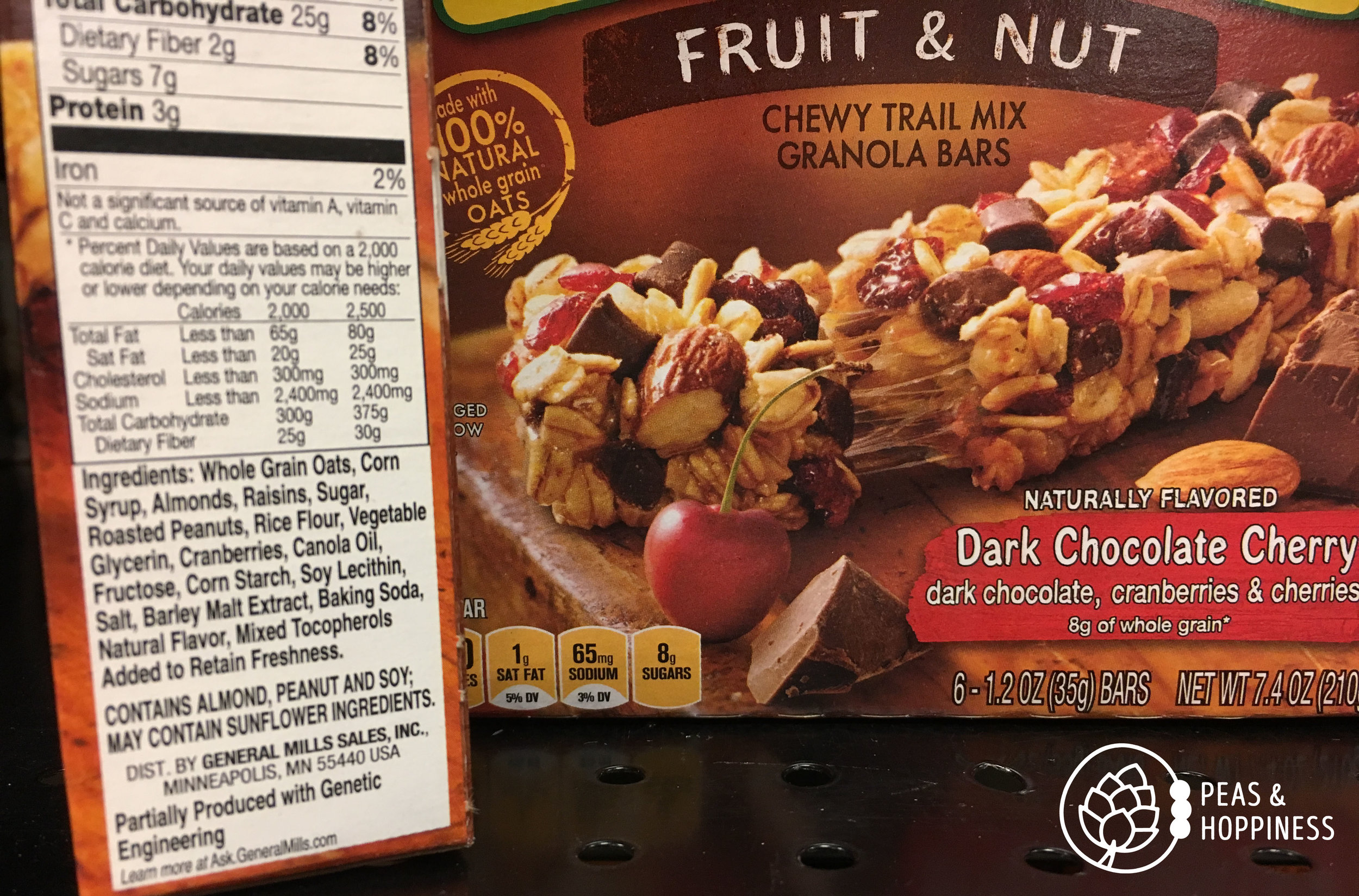 More expensive isn't always better. Sometimes the humble bars found amidst the crowd of Quaker Oats are as good as the ones in the health food aisle!