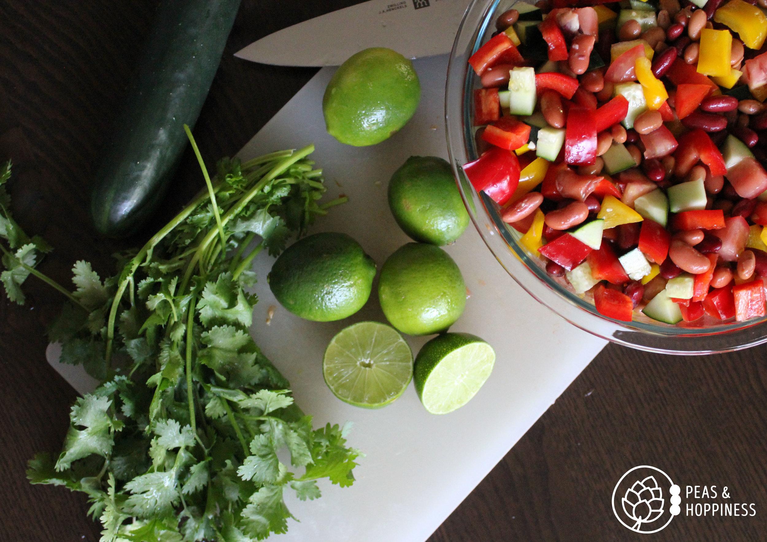 Quality ingredients, quality food.