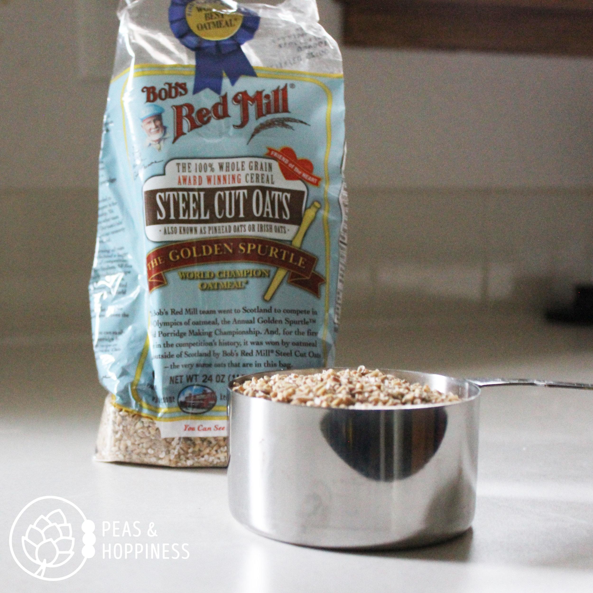 Pumpkin Porridge from Peas and Hoppiness - www.peasandhoppines.com