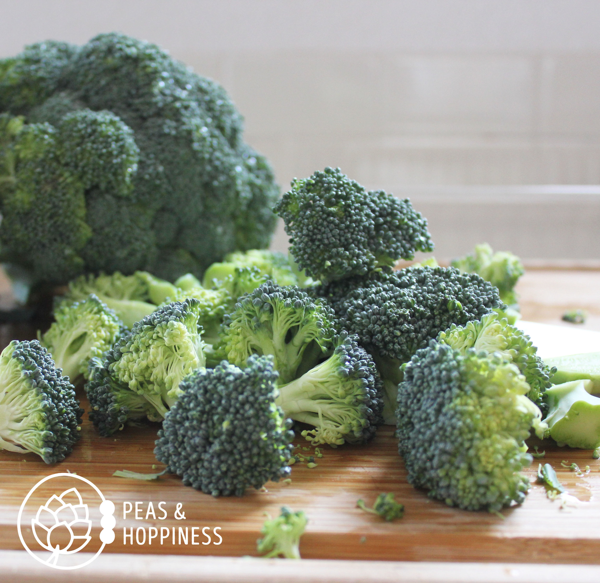 Broccoli is basic, high in antioxidants, AND high in calcium - good for all kinds of things! Try this recipe for  Crowd-Pleasing Roasted Broccoli